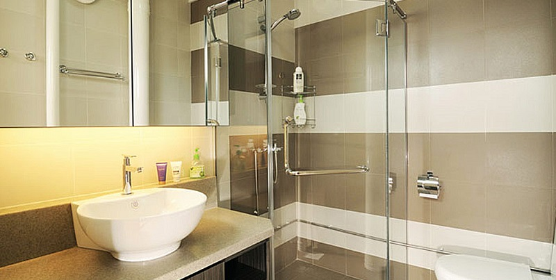 Toilet & Bathroom Renovation - Executive Mansionette at Hougang Avenue 2