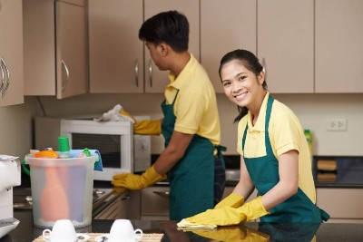 Cleaning Services in Singapore